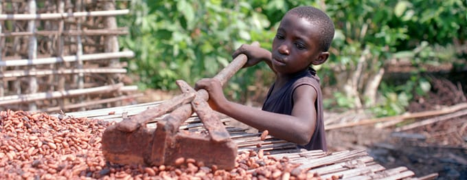 Understanding Food Empowerment Project's Chocolate list