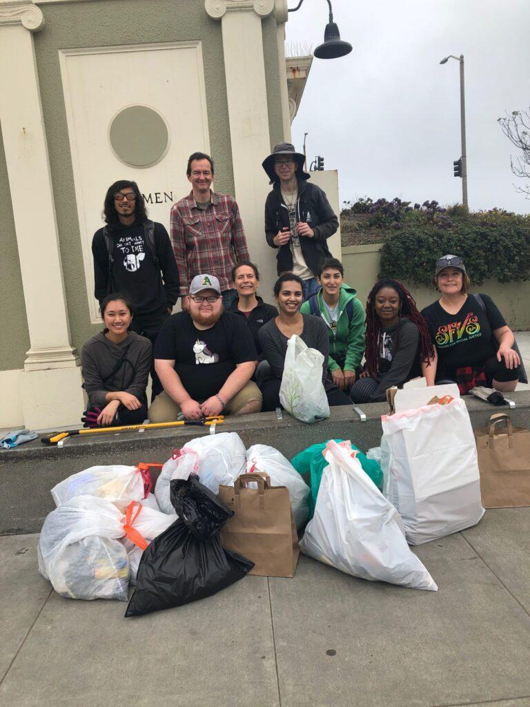 FFTO Ocean Beach Cleanup