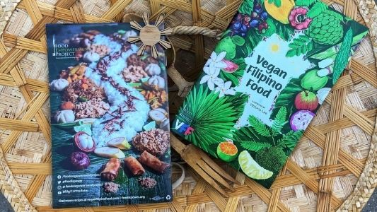 (English) Our Vegan Filipino Food Booklet is here!