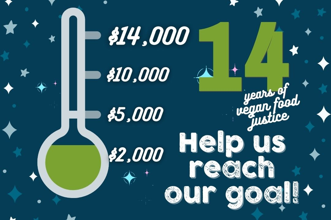 Help us reach our birthday goal!