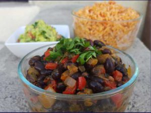 Black Beans with Sofrito