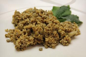 lentilsand grains